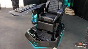 Acer Unveils Absurd, Insane, Predator Thronos Gaming Chair ...