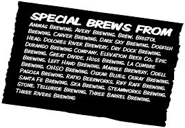 Curious Traveler Pumpkin Beer Advocate by Ska Brewing Press