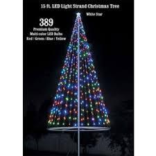 Flagpole Christmas Tree Kit
