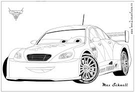 Cars 2 Coloring Pages Chuck Com