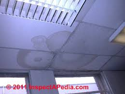suspended ceilings install diagnose repair insulate r values