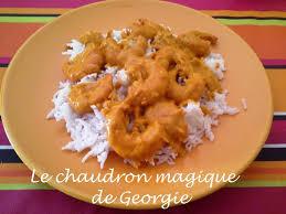 cuisine du monde thermomix crevettes au curry au lait de coco au thermomix le chaudron magique