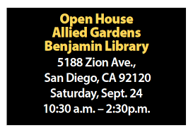 A lot to check out at library open house Mission Times Courier