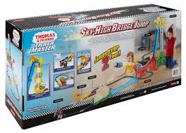 Tidmouth Shed Deluxe Set by Image Trackmaster Revolution Sky Highbridgejumpboxback Jpg