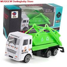 Children's Birthday Gift Engineering Mining Car Truck Garbage Truck ...