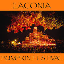 Nh Pumpkin Festival Laconia Nh by Laconia Pumpkin Festival Graphic Design 4 Photograph By Robert