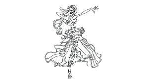 Winx Bloom Enchantix Coloring Pages Club Harmonix Dance