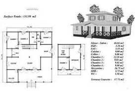 plan maison en bois gratuit plan maison etage 3 chambres gratuit 13 maison en bois d233tail