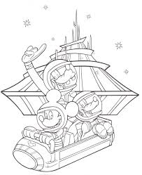 Good Disney World Coloring Pages 52 For Download With