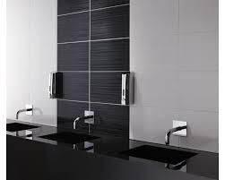 black and white bathroom wall tile ideas image bathroom 2017