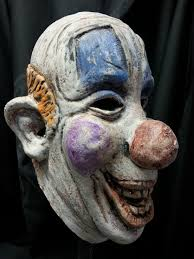 Scary Halloween Half Masks by Custom Halloween Mask Maker