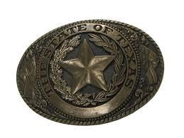 vintage 1970 u0027s belt 70s tony lama mens solid brass state series
