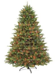 Kensington 7 1 2 Ft Tree With 1200 Multi Colored Lights