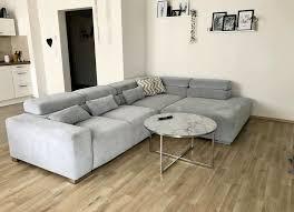 sofa hellblau grau kopfstützen reserviert