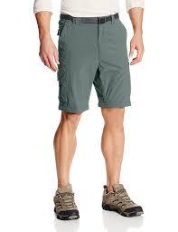 amazon com columbia men u0027s silver ridge convertible pant hiking