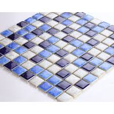 and white porcelain tile mosaic tiles glazed ceramic tile bathroom