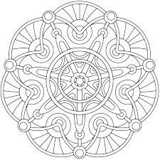 Coloring Pages Halloween Costumes Disney Descendants Online Mandala Color Free Download Archives Page Full Size