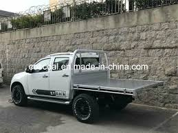 China Extrusion Aluminium Alloy Flatbed For Camper Trailer - China ... Convert Your Pickup Truck To A Flatbed 7 Steps With Pictures Dakota Hills Bumpers Accsories Flatbeds Bodies Tool Cm Rs All Alinum Pickup Truck Chassis Flatbed Youtube Norstar Sr Flat Bed Ford Ranger 25 Pickup 4x4 Ahk Klima Trucks For Sale Drop Alinum Camper Shells Norweld Australia Used 2007 F650 Flatbed Truck For Sale In Al 3007 2004 Chevrolet Silverado 1500 Item Dc Economy Mfg Best Woodworking Plans Book Making Custom 1 Blaylock Cstruction Llc 1973 Intertional 1310 Flat Bed
