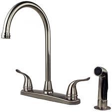 Sink Faucet Rinser Home Depot by Kitchen Sinks Fabulous Kitchen Sink Side Sprayer Delta Side