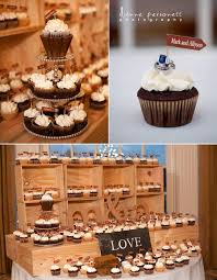 Wine Crate Cake Display Amazing Cupcake Made From Crates Cupcakes By