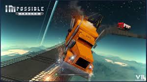 100 Truck Loading Games Impossible Tracks Simulator Drive On Sky High Tracks Big