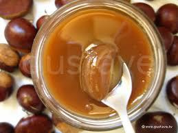 cuisiner des marrons frais confiture de châtaigne crème de marron confiture de marron à la