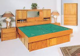 Queen Size Waterbed Headboards by Quality Waterbed Furniture The Waterbed Doctor