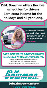 Part Time Driver, D M Bowman, Williamsport, MD Shipex How To Train For Your Class A Cdl While Working Regular Job Riverview Llp Provides Several Parttimefull Mesilla Valley Transportation Truck Driving Jobs Drivers Still Arent Paid For All The Work They Do Leading To Life Lessons From An Uber Driver Snagajob Heartland Express Parttime Driver Namekagon Transit Hayward Wi The Future Of Trucking Uberatg Medium Otr Billings Mt Dts Inc Paul Tulsa Ok Inexperienced Roehljobs