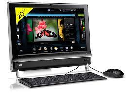 ordinateur bureau occasion hp touchsmart 300 1025fr ordinateur bureau occasion trade