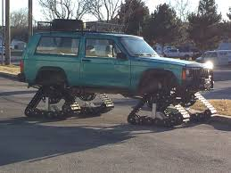 Jeep Cherokee Xj With Tracks | SNOW SHOES | Pinterest | Jeep ... Gmc Unveils Sierra 2500hd All Mountain A Denali With Tracks Suzuki Mini Truck On Camoplast Trucks By The Tracks Drew An Estimated 15000 Visitors Alabama The Funnest Racing Youve Never Heard Of Drivgline Nine Valuable Chevrolet Pickups We Want Under Tree Photo Image Possible Vehicle Theft Syndicate Stopped In Its Powertrack Jeep 4x4 And Manufacturer Grooming Equipment Powertrack Systems For Trucks Track Inspector Brown Industries Awd Cars Rubber System Fifteen That Ditched Tires Autotraderca