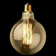 xl edison squirrel cage filament bulb lighting