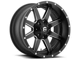 Fuel Maverick Wheels, 20x10 Wheels | Trucks Accessories And ...