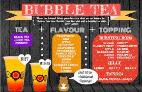 100 The Mighty Boba Truck Bubble Tea Menu NEW Bubble Tea In 2019 Pinterest Bubble