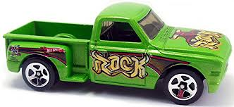 100 69 Chevy Truck Pictures Custom Pickup 75mm 2002 Hot Wheels Newsletter