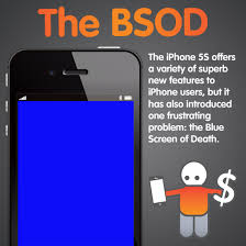 iPhone 5S Blue Screen of Death and How to Fix It SellCell Blog