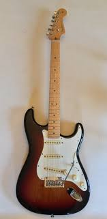 I Chose Sunburst For My Strat Out Of All The Colours Available Us Standards Like Seeing Woodgrain And Associate Them With Mike McCready John