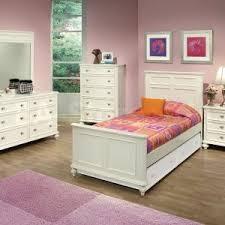 Teen Girl Bedroom Furniture Fresh Soft Purple Design With White