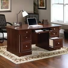 Sauder Harbor View Computer Desk Salt Oak by Furniture Elegant Design Of Sauder Furniture For Home Or Office