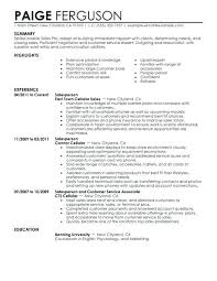 Resume Examples Education Mobile Sales Pro Example Section No Degree