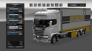 BDF Tandem Truck Pack 45 | Euro Truck Simulator 2 Mods, Trailers ...