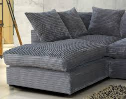 sofa modern living room with grey corduroy couch ideas deep
