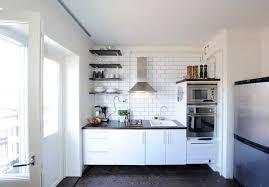 Kitchen Design For Small Apartment Wonderful 9