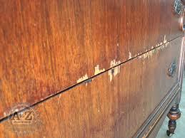 Birdseye Maple Veneer Dresser by How To Repair Damaged Or Missing Veneer