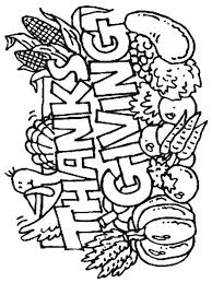 Oriental Trading Free Coloring Pages Thanksgiving Preschool Printable Page Kids Food