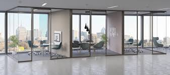 100 Glass Walls For Houses Teknion Launches Wall System For Glassfronted Office Spaces