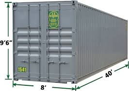 104 40 Foot Shipping Container Sizes And Dimensions The Ultimate Guide Bansar China