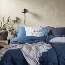 ikea stjarntulpan duvet cover w 2 pillowcases bed