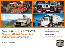 Oshkosh Corporation (OSK) Presents At Seaport Global Securities ... G170642b9i004jpg Okosh Corp M1070 Tractor Truck Technical Manual Equipment Mineresistant Ambush Procted Mrap Vehicle Editorial Stock 2013 Ford F350 Super Duty Lariat 4x4 For Sale In Wi Fire Engine Ladder Photo 464119 Shutterstock Waste Management Wm Price Financials And News Fortune 500 Amazoncom Amzn Matv Off Road Pierce Home 2016 Toyota Tacoma Trd Sport Double Cab