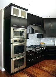 cuisine four encastrable four encastrable a tiroir exceptional dimension meuble four