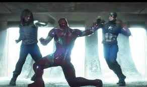 Captain America Civil War Trailer With Iron Man Spider